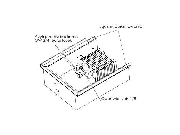 Fractal QUATTRO - moduł początkowy