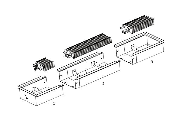 Moduły systemu Fractal